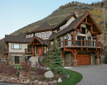 Beautiful Mountain Home
